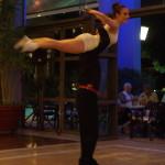 Akrobatik connecting Arts
