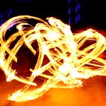 Unikat - Fire and Light Show